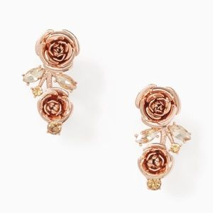 Kate Spade Rose 🌹 Ear Pins